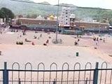 Video : Sunshine and Pilgrims Return to Tirumala Temple in Andhra Pradesh