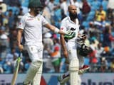 Amla, Du Plessis Showed No Demons in Nagpur Pitch: Gavaskar