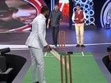 Ranveer Singh Challenges <i>Dada</i> on the Pitch