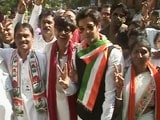 Video : In BJP-Ruled Gujarat, Congress Makes Gains in Civic Polls