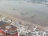 Video : No Airport, Roads Become Rivers: Chennai From An Air Force Chopper