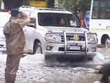 Video : Jayalalithaa Conducts Survey of Flood-Hit Areas