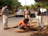 Video: Grim Reality of Sewage Workers in India
