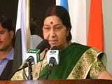 India, Pakistan To Resume Dialogue, Says Sushma Swaraj in Islamabad