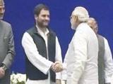 Video : शरद पवार के जन्मदिन पर पीएम मोदी और राहुल गांधी ने मिलाया हाथ