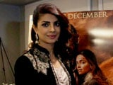Video : Priyanka Chopra on 'Intolerance', Bajirao Mastani Row