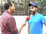Not Thinking of Poor Series Against South Africa: Rohit Sharma