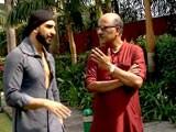 Video: Walk The Talk With Actor Ranveer Singh