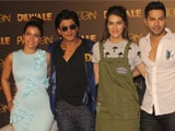 Kriti, Varun Busy 'Holding the Fort' for <i>Dilwale</i>