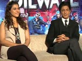 Shah Rukh-Kajol on <i>Dilwale</i>'s Other Onscreen Couple