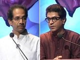 Video : Uddhav and Raj Thackeray Share Stage on Sharad Pawar's Birthday