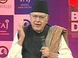 Video : Vajpayee Was Ready to Make LoC Permanent Border: Farooq Abdullah