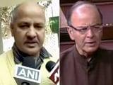 Video : दिल्ली सचिवालय पर सीबीआई की छापेमारी, आरोप-प्रत्यारोप का दौर जारी