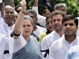 Video: Sonia Gandhi, Rahul Unlikely To Seek Bail In National Herald Case