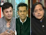 Video : Push To Legalise Gay Sex: Congress Lawmaker Shashi Tharoor's Bill Blocked
