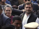 Video : 'We Are Not Afraid, Will Continue Fight,' Says Sonia After Getting Bail