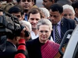 Video : Sonia, Rahul Appear In Court, Granted Bail In National Herald Case