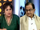 Video : Government Hiding Its Incompetence Behind Motivated Cases: P Chidambaram