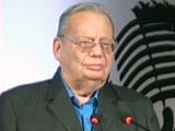 Video : Ruskin Bond On The Joy Of Writing