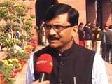 Video : शिला तराशने से मंदिर नहीं बनेगा : संजय राउत