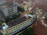 Video : China Landslide Leaves Over 90 Missing, Sparks Gas Explosion