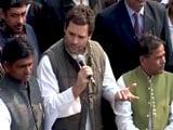 Videos : पीएम मोदी के आने से बुरे दिन आए : राहुल गांधी