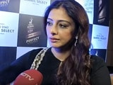 Video : All About Tabu and Her New Film Fitoor