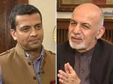 Video : Kabul Crossroads: Afghanistan President To NDTV