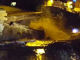 Video : Britain: Floods Cause Bridge Collapse in Tadcaster