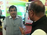 Video : Road Construction Up 9 Times Since We Took Over, Says Nitin Gadkari