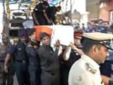 Video : पठानकोट आतंकी हमले में शहीद जवानों को दी गई अंतिम विदाई
