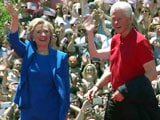 Video : Hillary's the Most Qualified White House Candidate, Says Bill Clinton