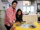 My Yellow Table: Kunal Kapur, Tia Kar Cook Up a Storm