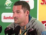 300-plus a Good Score at Tricky Wanderers: Dean Elgar