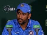 Video: Pressure on Batsmen to Win us Games: Mahendra Singh Dhoni