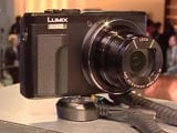 Video : Panasonic Lumix DMX-ZS60 Travel Camera at CES 2016