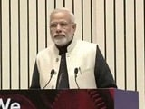 Video : PM Modi Announces Three Year Tax Holiday, Rs. 10,000 Crore Fund For Startups