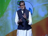 Video: Amitabh Bachchan Sets the Agenda for the 12-Hour Cleanathon