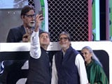 Video: Amitabh Bachchan's 'Ultimate' Selfie From the Cleanathon