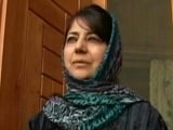Video : Tie-Up With BJP To Continue, But No Deadline on Government Formation: PDP