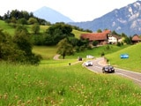 Video : Drive from Lucerne to Einsiedeln