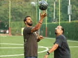 Rocky and Mayur's Inspirational Journey to <i>Get Fit</i>