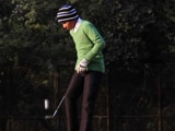 Video: 11-Year-Old Shubham Jaglan Seeks Glory on World Golf Stage