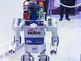Video: Meet the First Robot to Get an ID Card at World Economic Forum