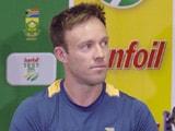 Video: AB De Villiers Optimistic About South Africa's Test Future