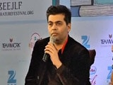 Video : Democracy And Freedom Of Expression Are 'Jokes': Director Karan Johar