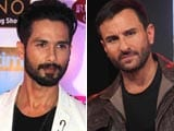 Video : Shahid, Saif's Rangoon Gets a Release Date
