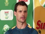 Video : Stephen Cook Thanks Hashim Amla for Guiding him to Debut Ton