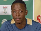 Video : Young South African Pacer Kagiso Rabada Hungry to Learn More