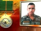 Braveheart Honoured For Killing 10 Terrorists In 11 Days
